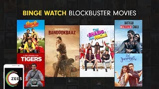 Blockbuster Movies On ZEE5 | Binge Watch Popular Movies This Weekend With ZEE5