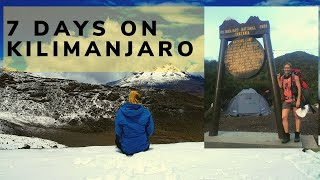 Climbing Mt Kilimanjaro - Machame Route - What It's really like.