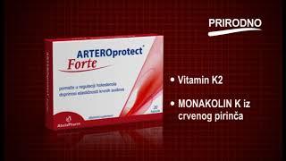 ARTEROprotect Forte - Odžačar Vaših Arterija - Očistite vaše arterije - Smanjite holesterol