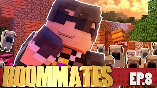 "SkyDoesMinecraft ROOMMATES! ""PUG LIFE"" S3 #8 (Minecraft Roleplay Show)"