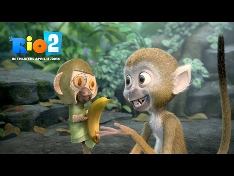 Rio 2 (Viral Clip 'Monkeys Audition')