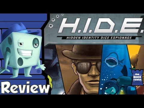 H.I.D.E Review - with Tom Vasel