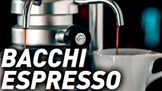 So geht Kaffee! – Bacchi Espresso