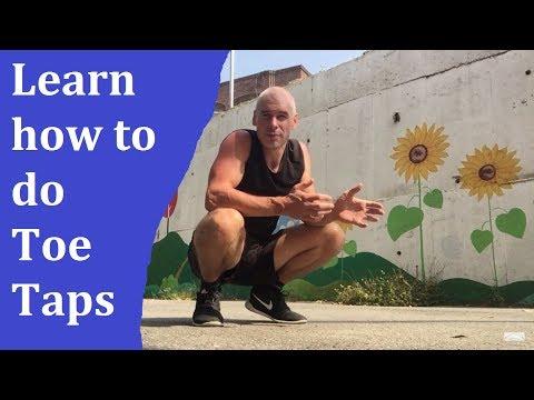 Jump Rope: Toe Tap