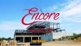 Encore Topping Out
