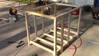How To Build A Doghouse Using Lightweight Framing (part 1)