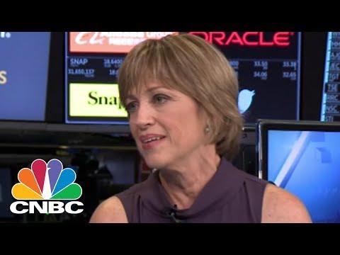 Olympics Gold Medalist Dorothy Hamill At The NYSE | CNBC