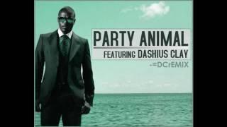 Akon - Party Animal [NEW 2010] {High Quality Mp3} *Lyrics*