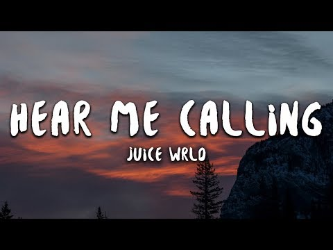 Juice Wrld Hear Me Calling Official Audio