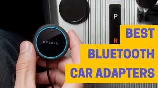 Top 5: Best Bluetooth Car Adapters 2019