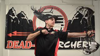 Bowtech Realm X Review   Shooting Distance - hmong video