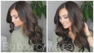 Big bouncy Waves - meine Lockenroutine