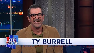 Ty Burrell: People Can't Tell The Difference Between Me And Phil Dunphy