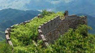 ABANDONED GREAT WALL OF CHINA