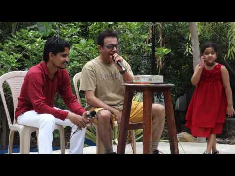 Live Music Perfomance By Nitish Bharadwaj - Part 1
