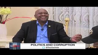 I don't do tribal politics- Governor Mike Sonko | POINTBLANK do tribal politics- Governor Mike Sonko