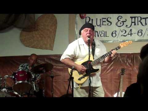 Mike Barnett Band - The Same Thing Live Barrier Beach Blues Festival
