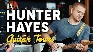 Hunter Hayes   Guitar Tours With Marty Music