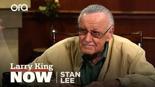 Stan Lee On Creating Latin Superhero + Creative Control In Films