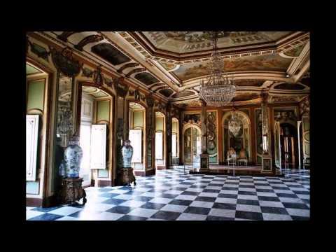 Дворец Келуш. Лиссабон. Португалия.
