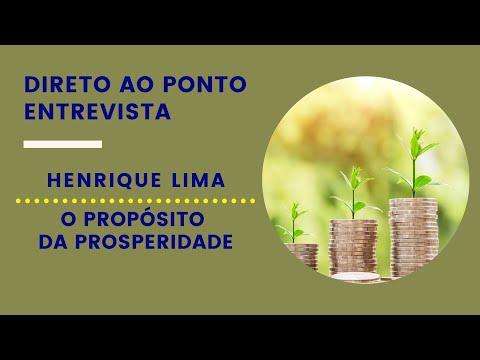 O propósito da prosperidade
