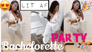 LIT AF BACHELORETTE PARTY IN VEGAS || NONE OF US EXPECTED HER TO DO THIS!!! || CARLE RAE