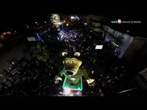 Preview video Soccavo in maschera per il Carnevale Epomeo