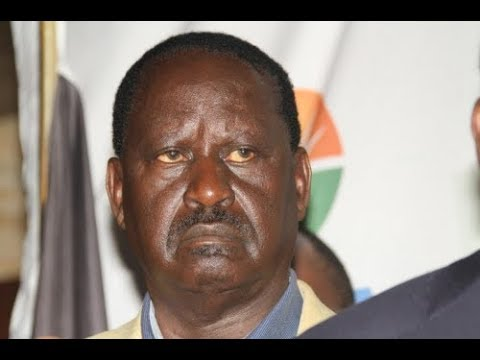 Raila Odinga visits Mathare after riots broke out following the killing of four people