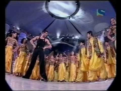 Hrithik Roshan - Filmfare 2003 Performance