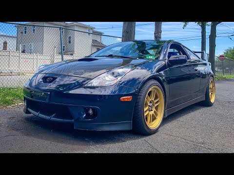 Meaty Flush Stance Celica WHEEL SPECS / The Most Ariel \m/ ZZT231 Fitment Explained