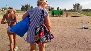 Встреча с мамой Николая и грязевые ванны в Куяльнике