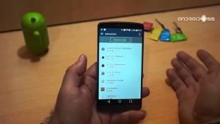 Cómo instalar Android 6.0 oficial para el LG G3 internacional (KDZ Flash Tools)