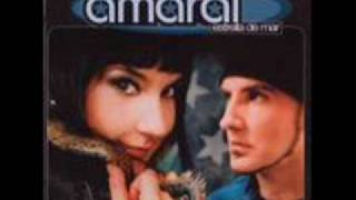 "Video thumbnail of ""Amaral Toda La Noche En La Calle."""