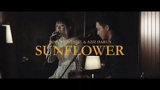 JANNINE WEIGEL & AZIZ HARUN   SUNFLOWER COVER
