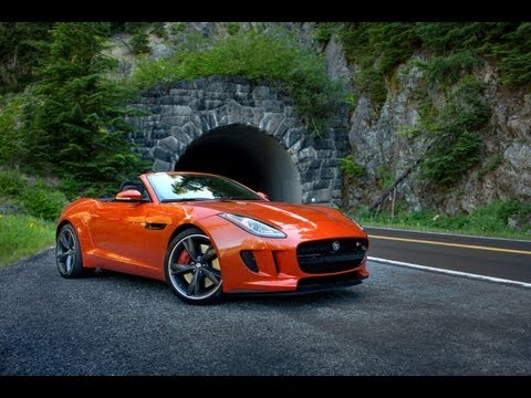 2014 Jaguar F-Type Car Review
