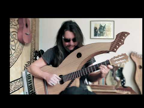 , title : 'Despacito acoustic cover on Tonedevil Harp guitar'