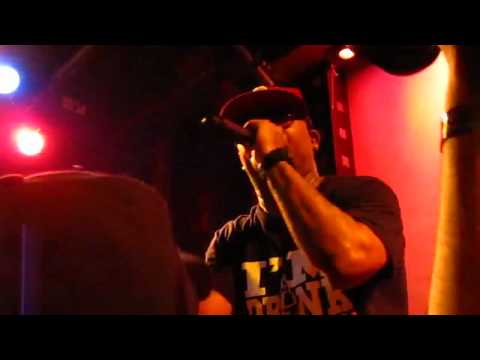 "Bad Meets Evil - Royce Da 5'9"" - Living Proof (LIVE)"