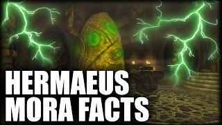 Skyrim - 4 Hermaeus Mora Facts - Elder Scrolls Lore