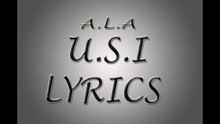 New A.L.A  [U.Z.I + LYRICS ] ZZH5