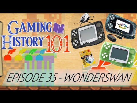 Wonderswan - Gaming History 101
