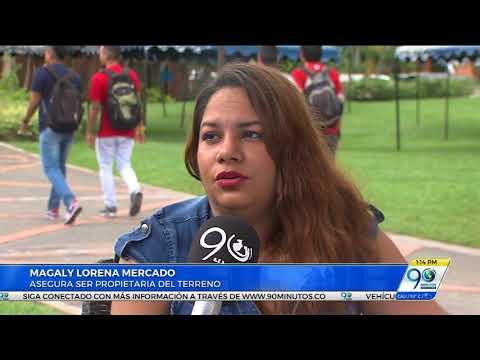 Dueños de lote de Villa Mercado denunciaron que fue invadido a la fuerza