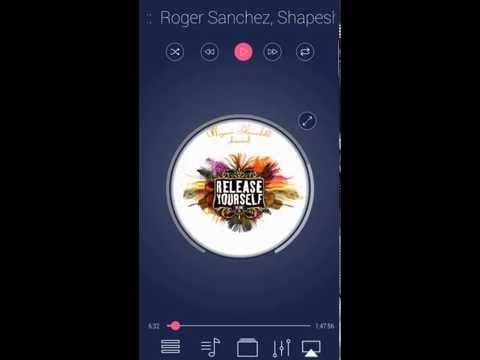 Видео LiquidPlayer Pro - music,equalizer,mp3,radio,3D