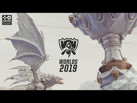 [PL] Worlds 2019   Faza Grupowa   Dzień 8   Mistrzostwa Świata League of Legends