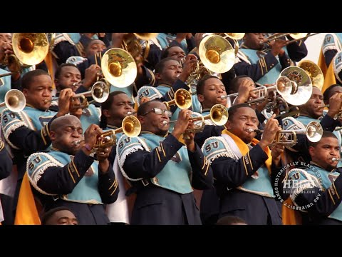 Handsome And Wealthy - Southern University Marching Band 2014