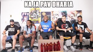 Na Ja  Pav Dharia | SOLO | White Hill Music REACTION