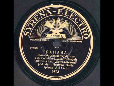 Adam Aston - Sahara.