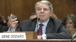 GAO: GAO: Comptroller General Testifies to U.S. Senate on GAO's 2017 High Risk List
