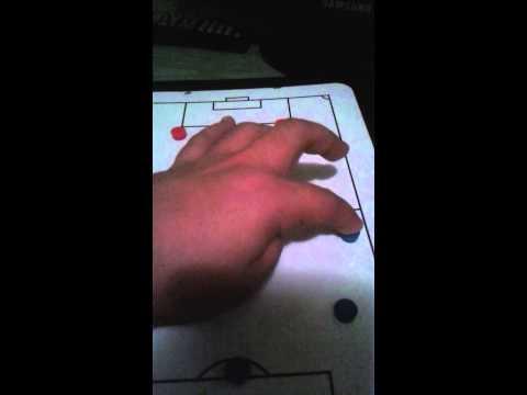 Futbol 7 tactica  LAS FAMOSAS 5 SALIDAS!