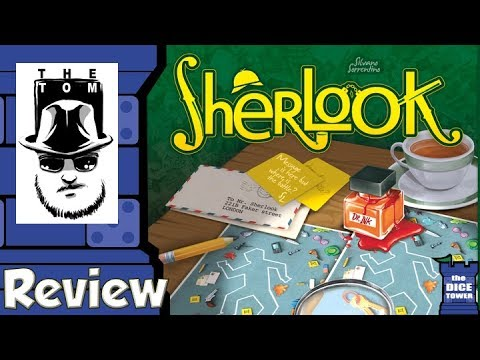 Sherlook Review - with Tom Vasel
