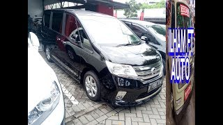 In Depth Review All New Nissan Serena HWS C26 A/T 2013 - Indonesia